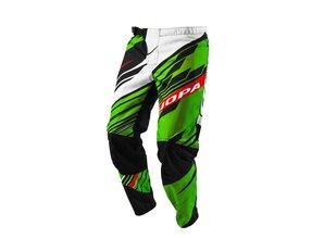 Jopa MX-Pants 2016 Burner Green/Red
