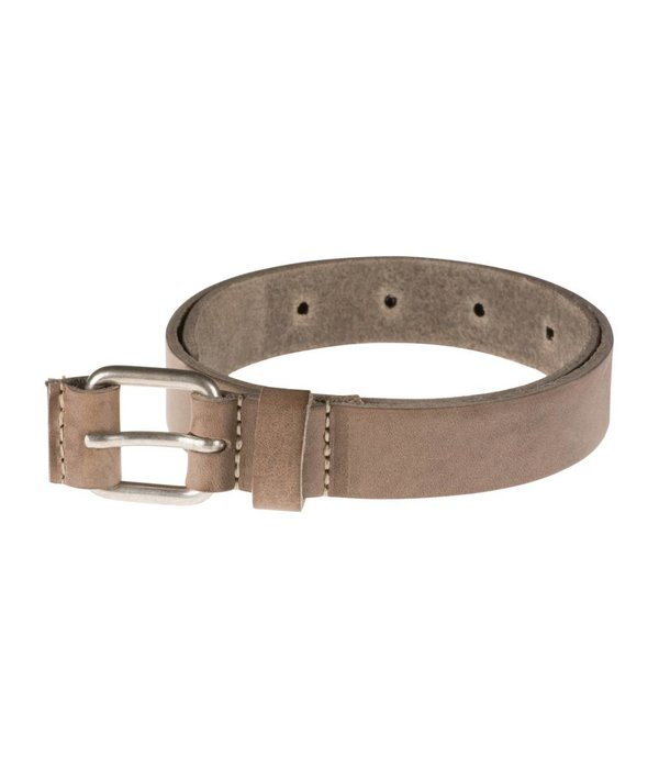 Billy Belt Billy Belt stoere jongens riem - naturel