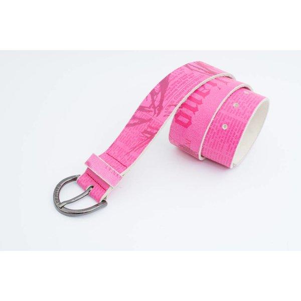 Fuchsia/Roze Dames riem