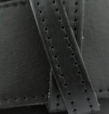 Deero Mooi gesneden Zwarte heupriem voor dames (Fairtrade)