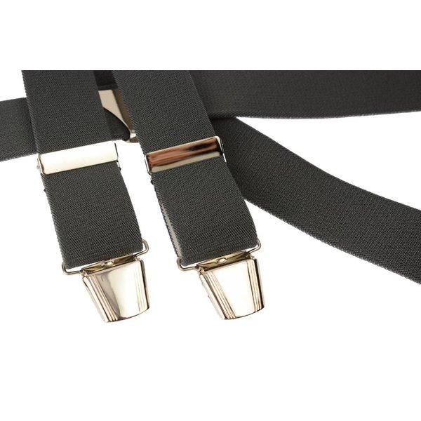 Grijze uni bretel