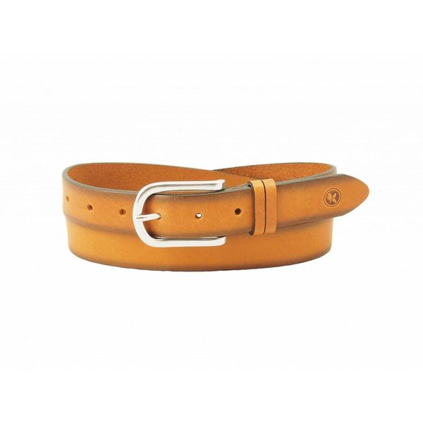 Elegante fairtrade cognac damesriem
