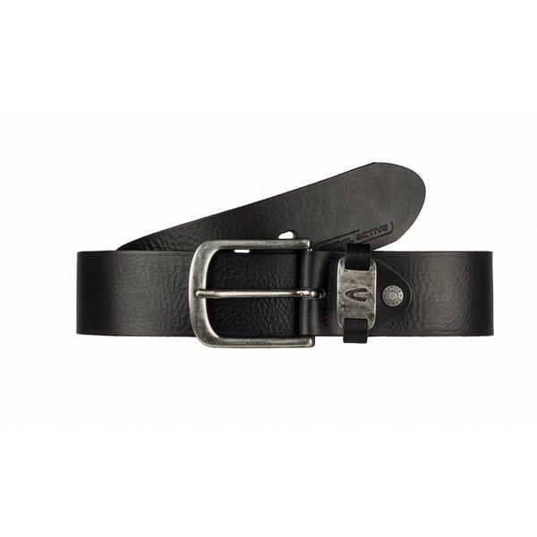 mooie zwarte jeansriem