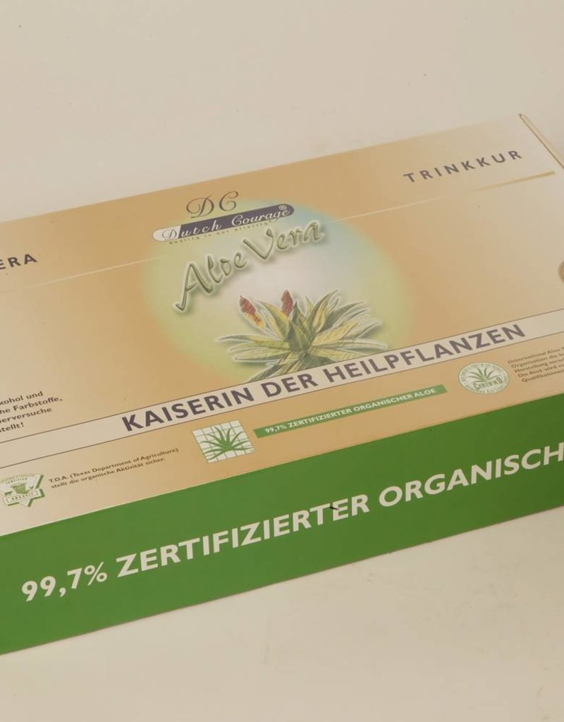 Dutch Courage® Aloe Vera Drink Premium Pakket 3000ml