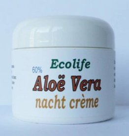 Ecolife Aloe Vera Night Cream Plus
