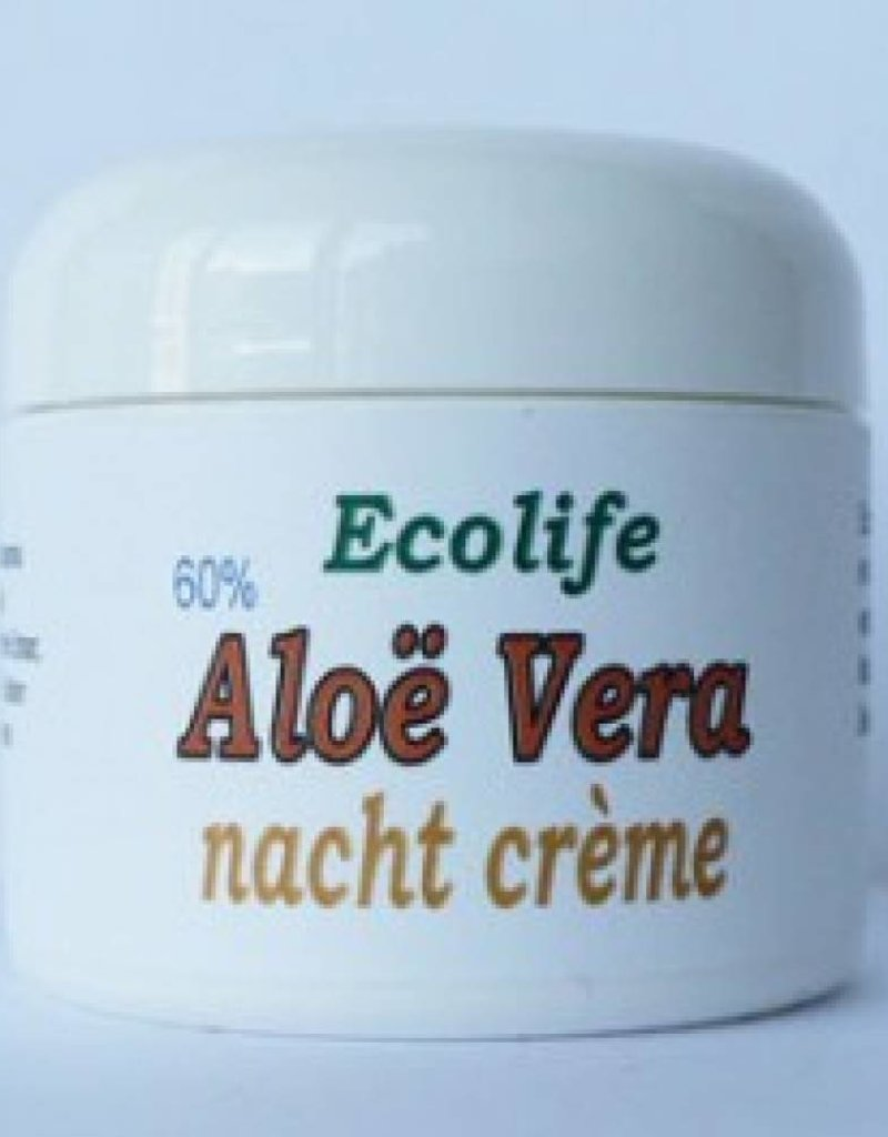 Ecolife Aloe Vera Night Cream Plus