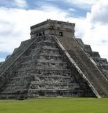 Atlas Atlas fotobehang Evolution 2 Chichen Pyramid 1159