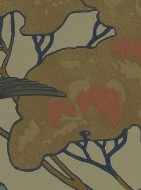 Mulberry behang Heirloom Flying Ducks FG066H22