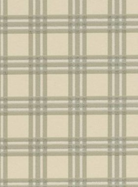 Mulberry behang Heirloom Check FG073R107