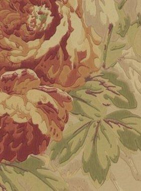 Mulberry behang Heirloom Garden Peony FG071K66