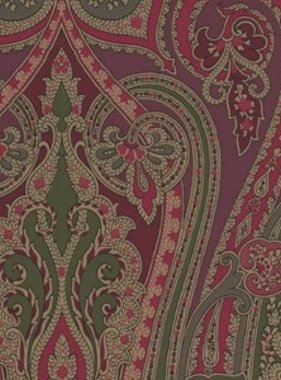 Mulberry behang Heirloom Paisley FG065H154