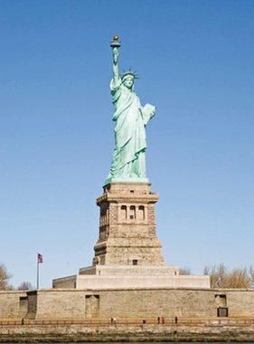 Atlas fotobehang Evolution 2 Statue of Liberty 1170
