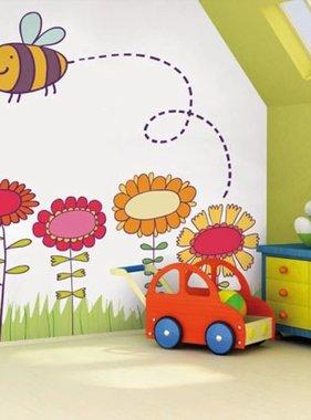 Little Ones fotobehang Buzz 416069