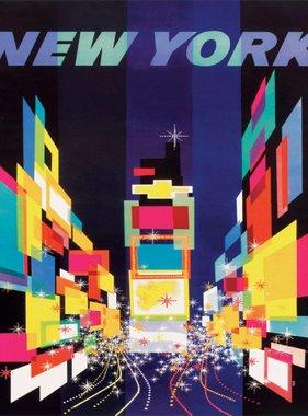 Atlas fotobehang Evolution 4 New York 1410