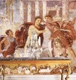 Atlas Atlas fotobehang Evolution 3 Orestes killing Neoptolemus 1292