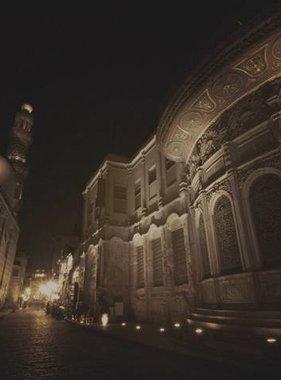 Dutch Wallcoverings fotobehang City Love Cairo Vintage Brown CL80C