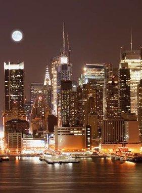Dutch Wallcoverings fotobehang City Love New York Normal CL08A