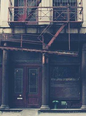 Dutch Wallcoverings fotobehang City Love New York Normal CL22A