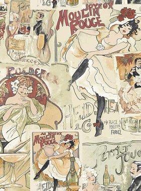 Galerie Wallcoverings behang Memories 2 G56113