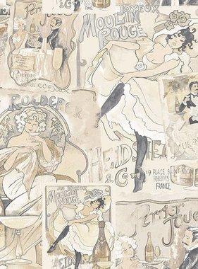 Galerie Wallcoverings behang Memories 2 G56114