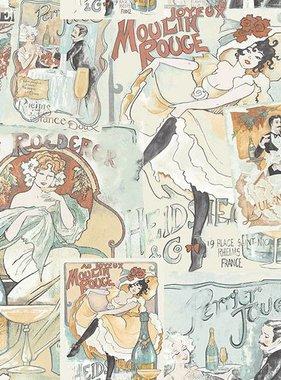 Galerie Wallcoverings behang Memories 2 G56116