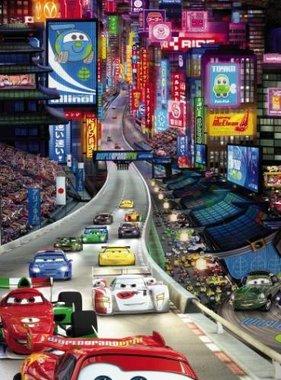 Disney fotobehang Cars Tokio 1-404
