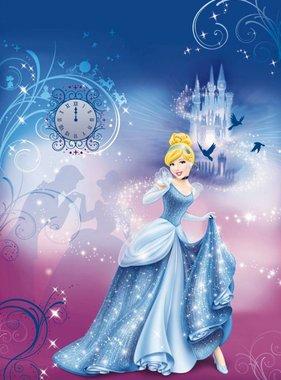 Disney fotobehang Cinderella 4-407
