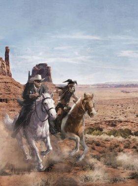 Disney fotobehang Lone Ranger 8-473