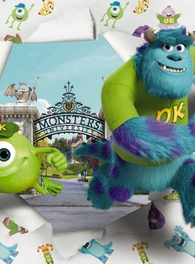 Disney fotobehang Monsters University 8-471