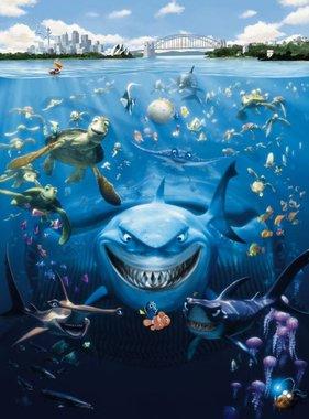 Disney fotobehang Nemo 4-406