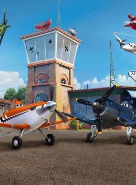 Disney fotobehang Planes Terminal 8-469