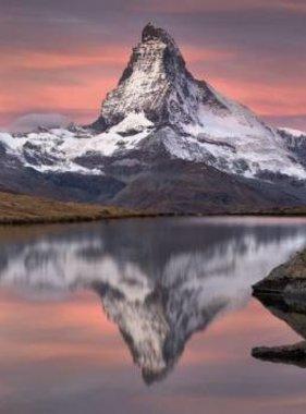 Komar fotobehang Matterhorn 4-322