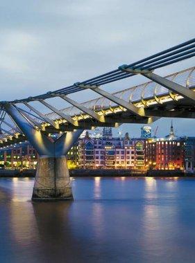 Komar fotobehang Millennium Bridge 8-924