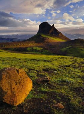 National Geographic fotobehang Iceland 1-600
