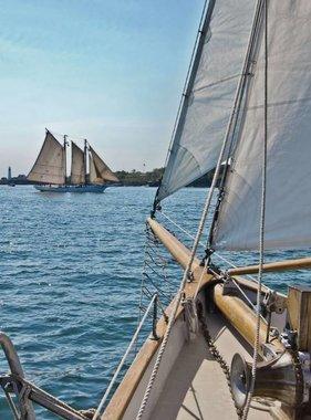 National Geographic fotobehang Sailing 8-526