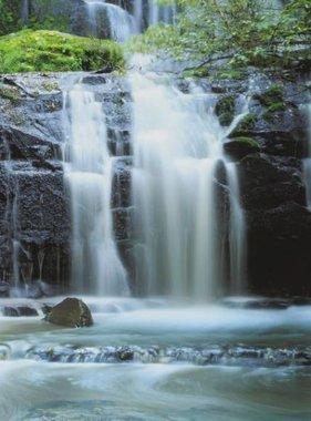 Komar fotobehang Pura Kaunui Falls 2-1256