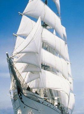 Komar fotobehang Sailing Boat 2-1017