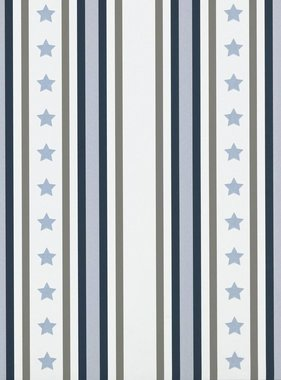 Room Seven behang Stars and Stripes Blue 2800082