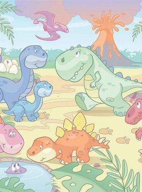 Walltastic fotobehang Baby Dino 1133BDK