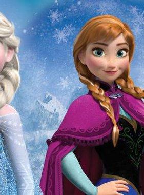 Walltastic fotobehang Disney Frozen 42957