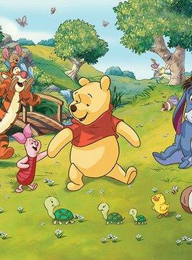 Walltastic fotobehang Disney Winnie the Pooh 1365DWP