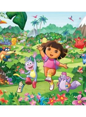 Walltastic fotobehang Dora the Explorer 1016DO