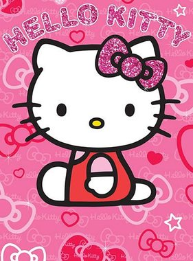 Walltastic fotobehang Hello Kitty 1359HKD