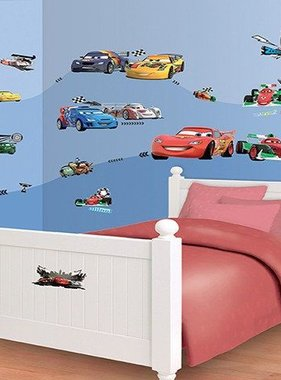 Walltastic muursticker Disney Cars Room Decor Kit 41479