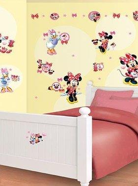 Walltastic muursticker Disney Minnie Mouse Room Decor Kit 41431