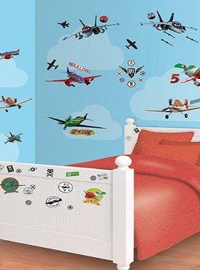 Walltastic muursticker Disney Planes Room Decor Kit 41493