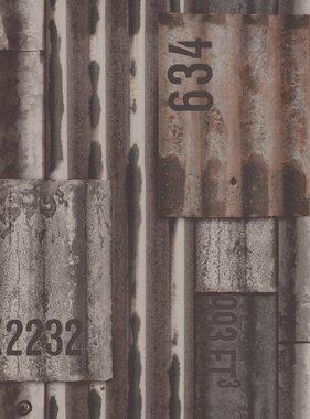 Dutch Wallcoverings behang Kaleidoscope J875-08