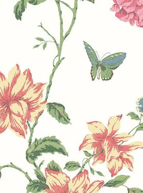 Norwall Wallcoverings English Florals G34300