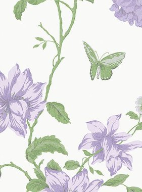 Norwall Wallcoverings English Florals G34303