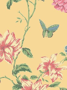 Norwall Wallcoverings English Florals G34304